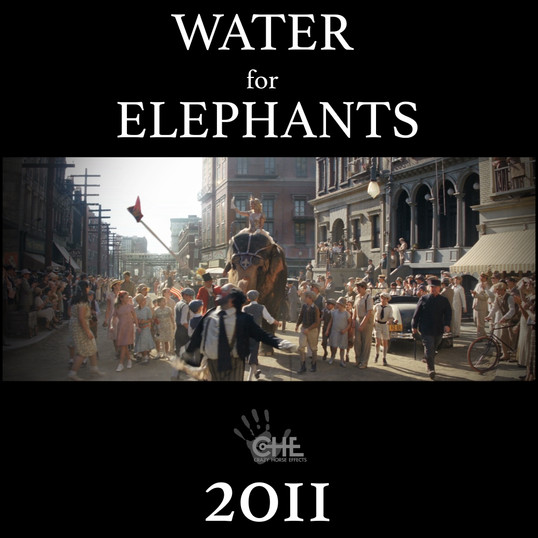 2011 Water For Elephants