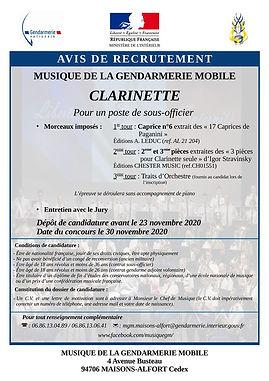 clarinette_recrutement_gendarmerie_mobil