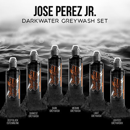 JPJ Dark Water Ink Set