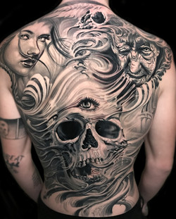 Chicago Tattoo Artist