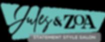 Jules&Zoa_GrayTurq_Logo.png