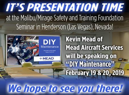 DIY Maintenance - Seminar