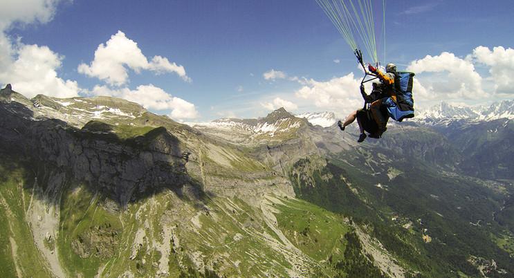 Parapente Haute Savoie- A2L