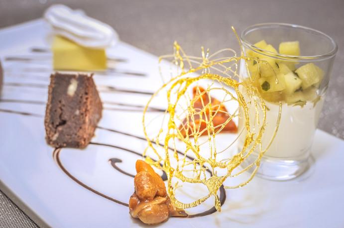 photographe culinaire - dessert