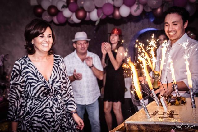 photographe soirée anniversaire