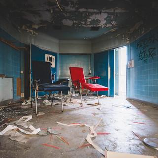 urbex - ancien hôpital haute savoie
