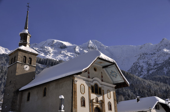 Les Contamines montjoie - Haute Savoie - Alpes