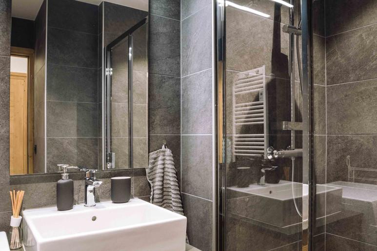 intérieur salle de bain - photographe immobilier