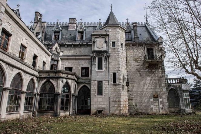Photographe châteaux