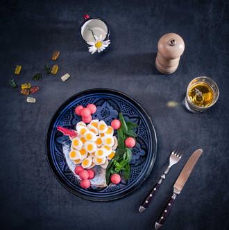 mise en scène photographie culinaire