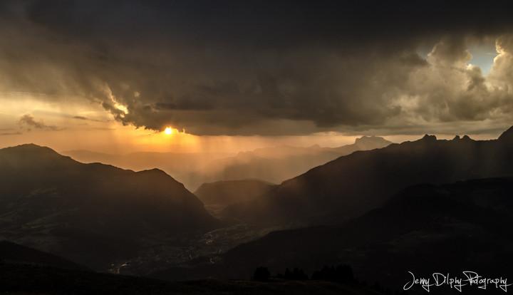 Col des Saisies- Savoie