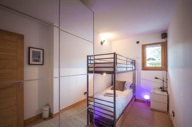 chambre appartement 3P- photographe immobilier