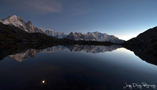 Lacs des Chesery - Chamonix Haute Savoie - Alpes
