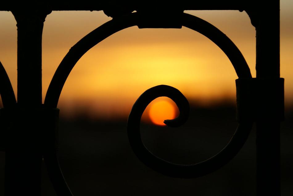 Sunset Maroc