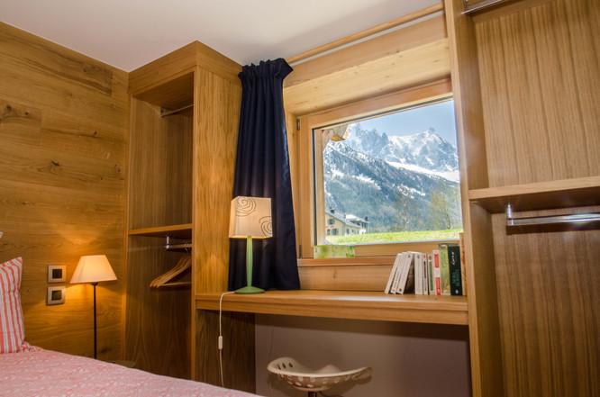 intérieur chalet Chamonix- photographe immobilier