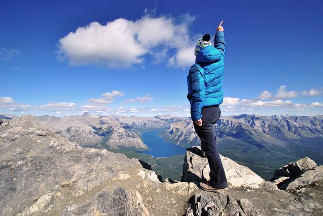 Castle Mountain - Banff - Canada