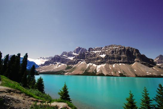 Bow Lake - Canada