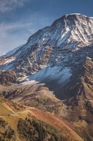 photographe outdoor - montée tramway du Mont Blanc
