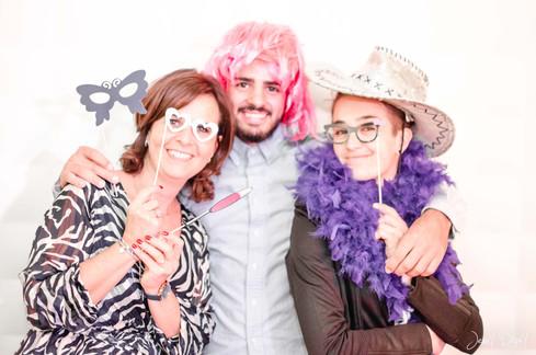 photographe soirée anniversaire Haute Savoie