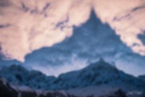 photographie montagne chamonix