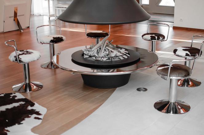 intérieur design villa de luxe- photographe immobilier