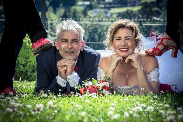 portraits mariés