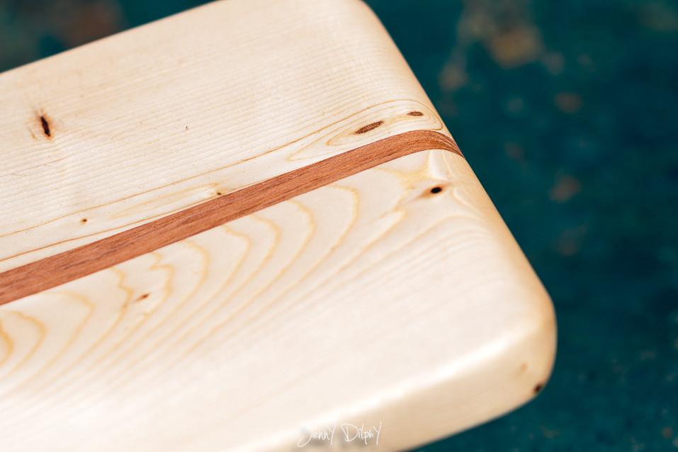 détail photographie travail du bois