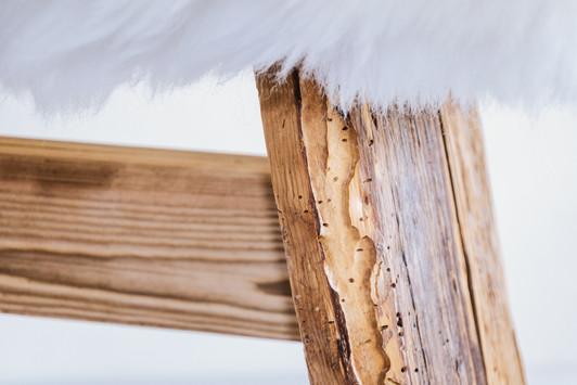 Détail produit bois