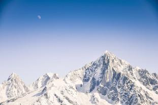 photographe outdoor - Aiguille verte Chamonix