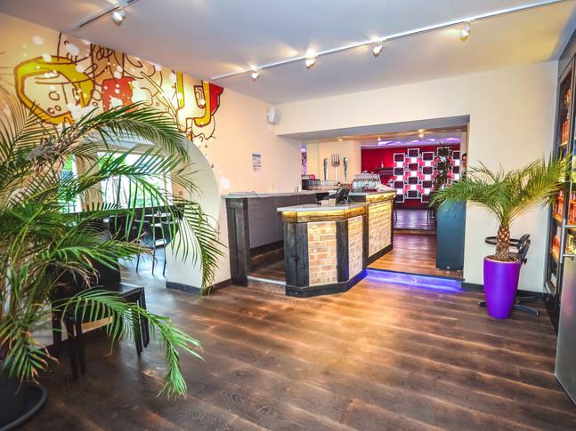photographe intérieur restaurant