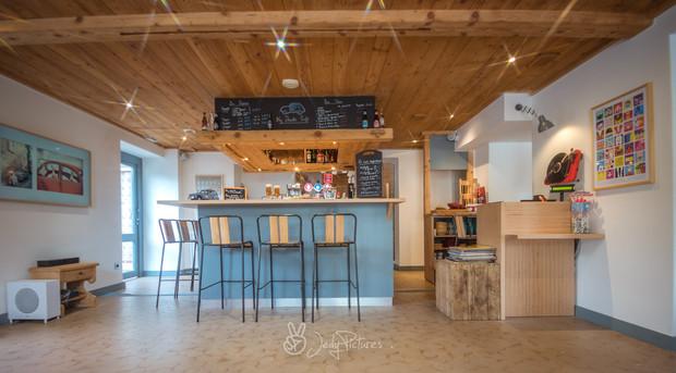 photographe restaurant -My Deuche Café - Saint Gervais 74
