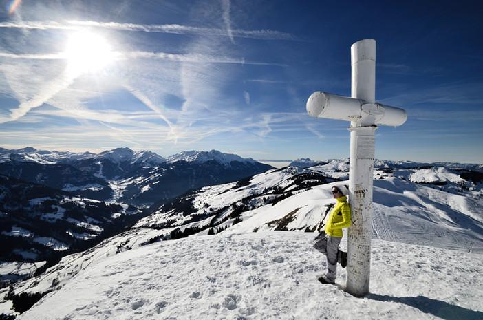 Randonnée raquettes - Haute Savoie - Praz sur Arly