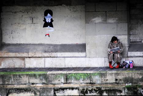 portrait scène de vie Paris