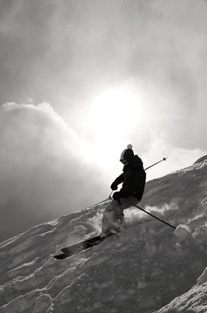 Journée ski - Brévent - Chamonix - Haute Savoie - Alpes