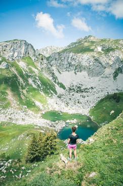 randonnée Haute Savoie - Lac Darbon