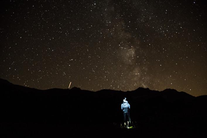 Night dreams - Beaufortain - Savoie