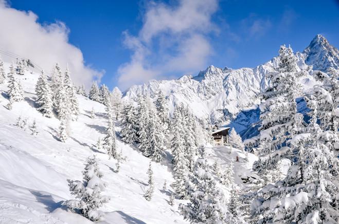 Domaine du brévent - Chamonix