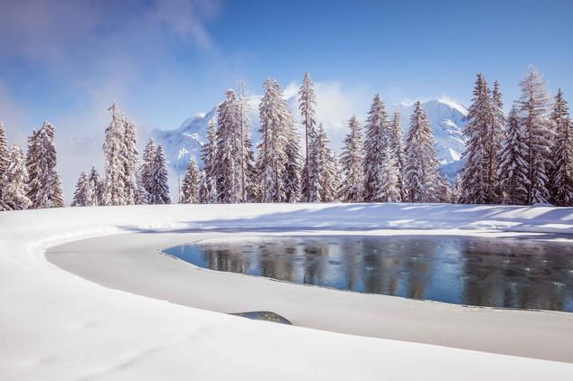 domaine skiable saint gervais mont blanc