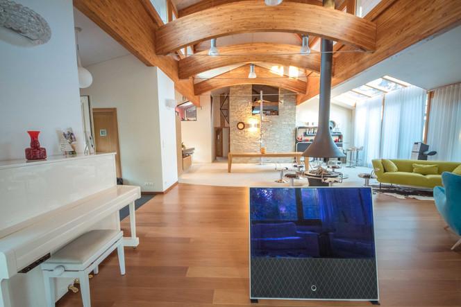 architecture intérieur séjour- photographe immobilier