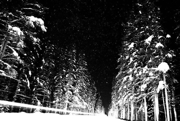 Old Highway Banff