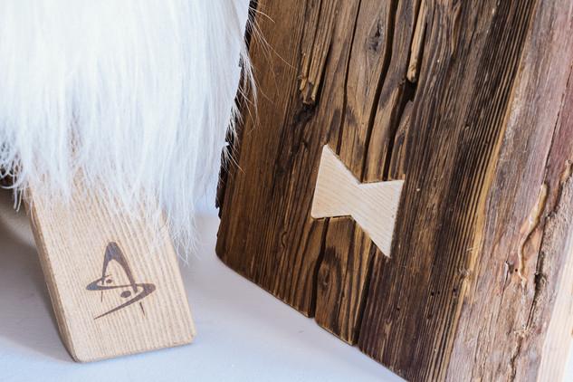 Détail création bois photographe packshot