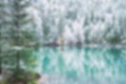 photo montagne en hiver