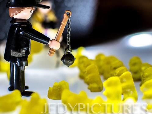 Les gilets jaune