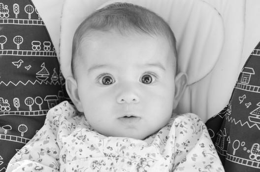 portrait photo bébé