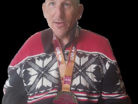 Craig Runs The Great North Run