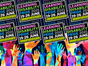 It's Learning Disability Pride Week!