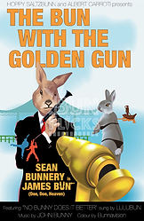 The Bun with the Golden Gun