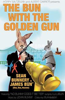 The Bun with the Golden Gun