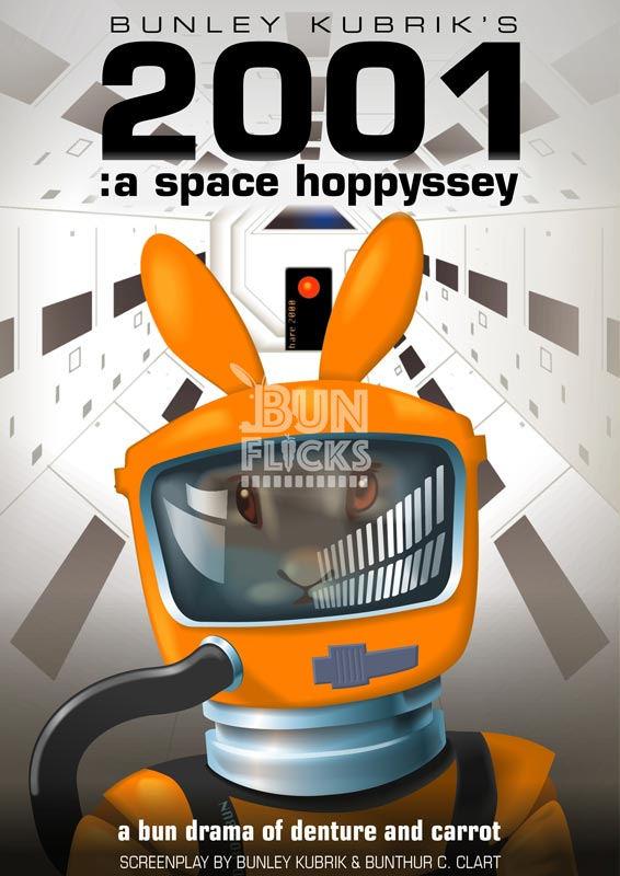 2001: a space hoppysey