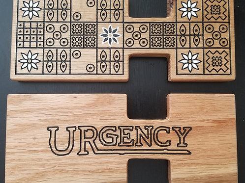 Urgency - Wood Version